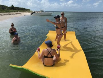 Beach And Sandbar Boat Trips